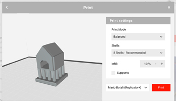How to Print Directly from Tinkercad to Your MakerBot